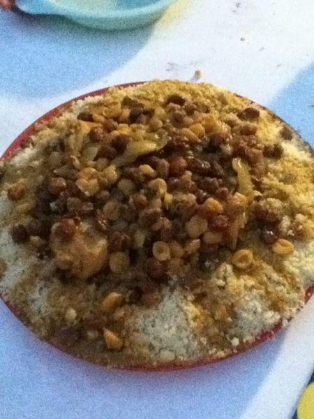 couscous poulet oignon raisins !