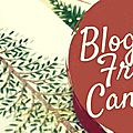 Blog hop franco - canadien -> noël