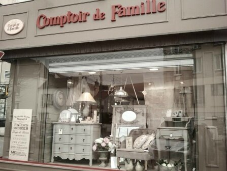 comptoir de famille dans le grenier d 39 isabelle. Black Bedroom Furniture Sets. Home Design Ideas