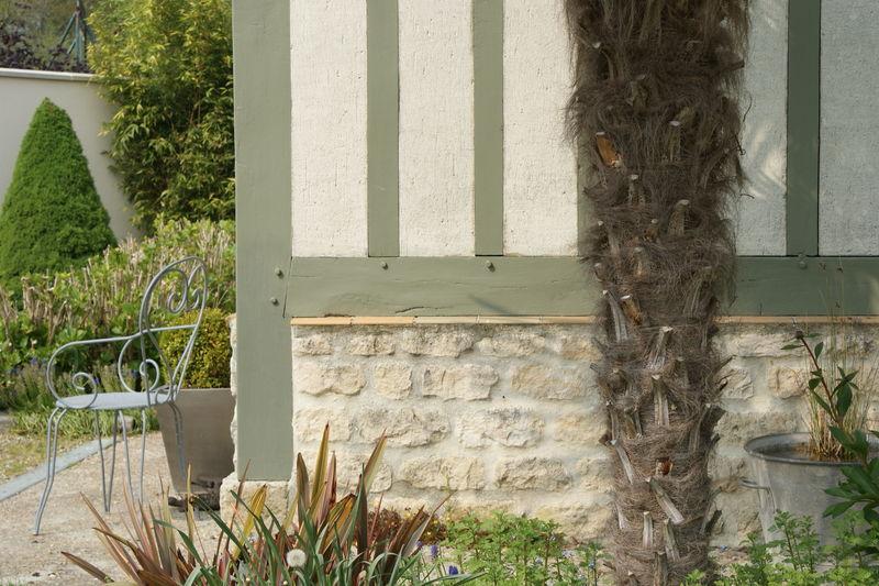 Peau neuve pour colombages cottage et patine le blog for Peindre sa maison exterieur
