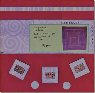 amonite cubiste
