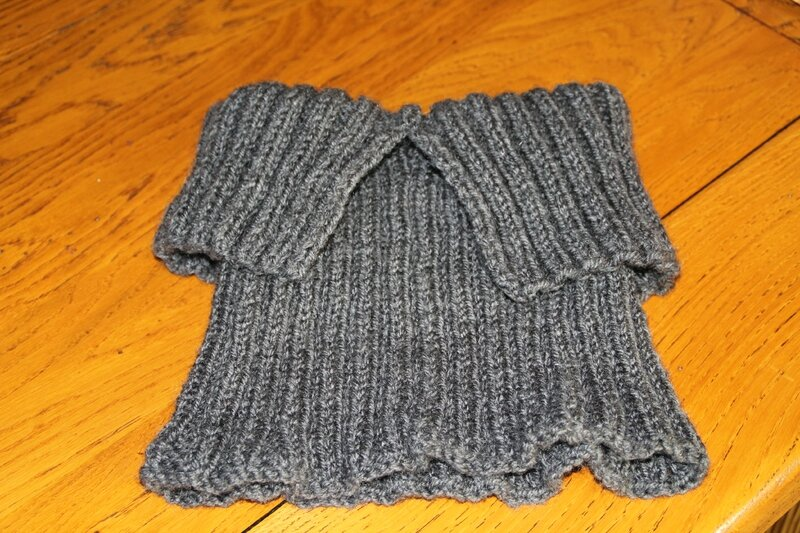 modele snood bergere de france