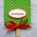 invitation lucas