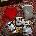1er échange de l'année : lina1 et tout chocolat