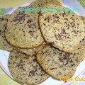 Cookies moelleux et légers