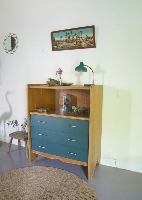 Commode vintage_