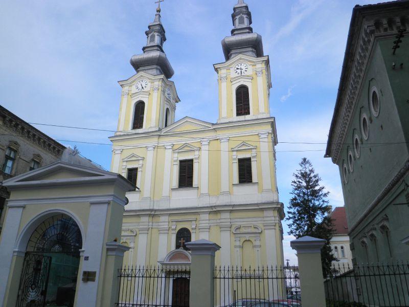timisoara cathedrale orthodoxe