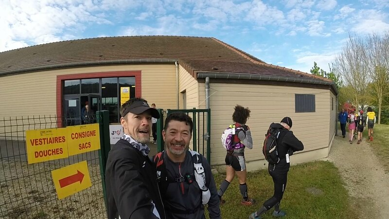 Trail du Tacot Briard _ 1 _ Avec Christophe