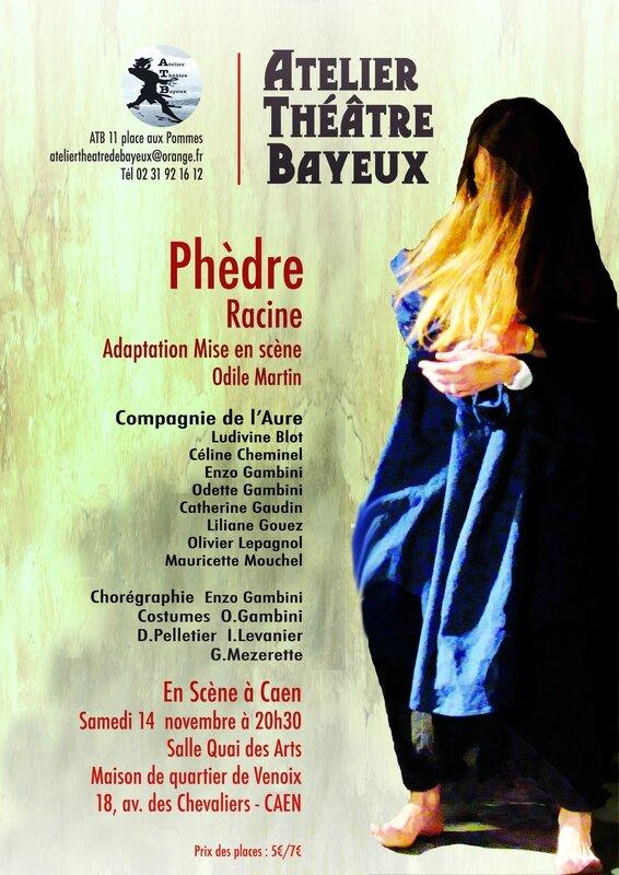 Phèdre Venoix 14 11 15