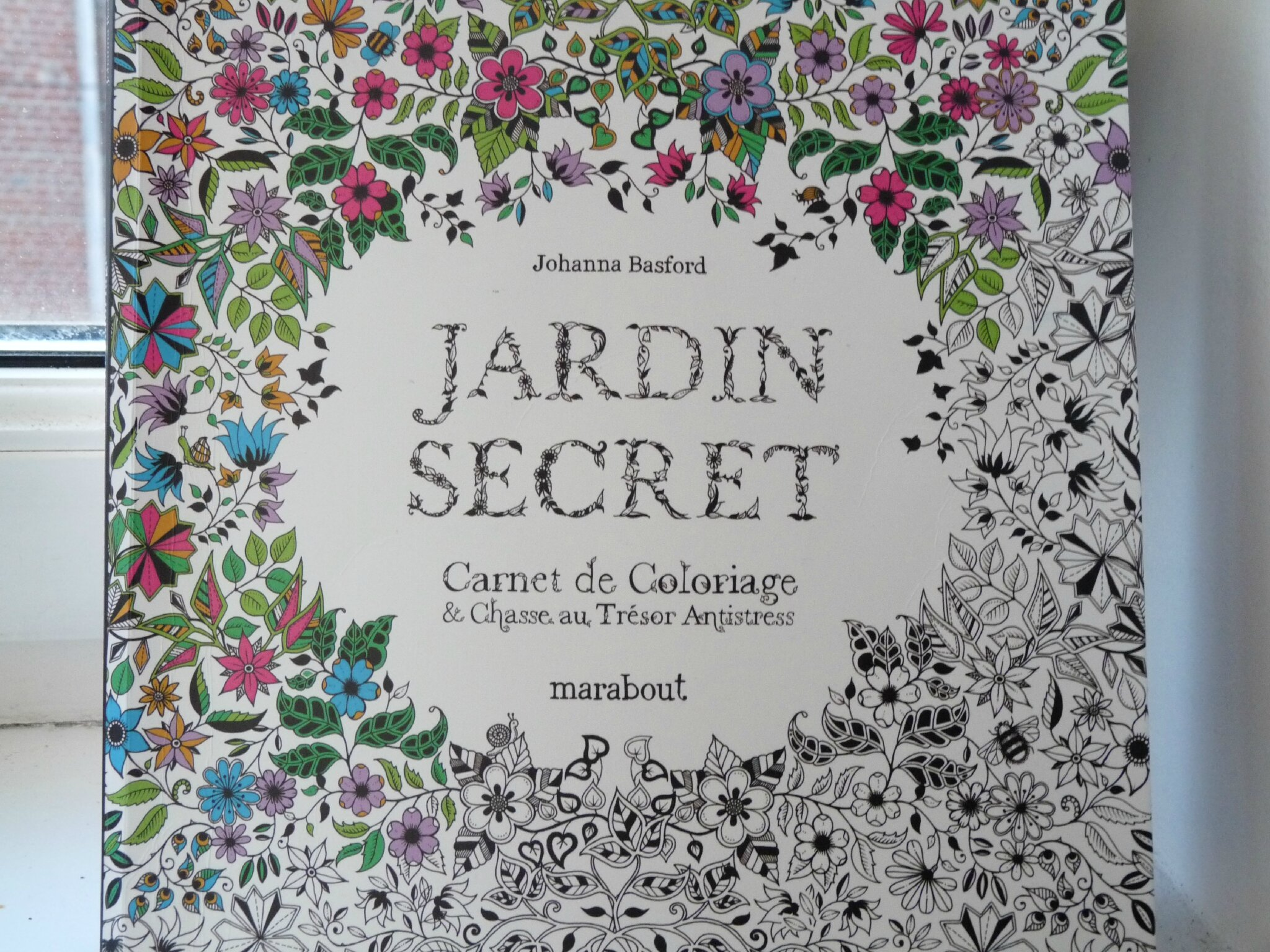 25 ans et a se remet au coloriage paula smack for Jardin secret des hansen