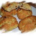 Canistrelli noix et figues sèches et torta a la farine de chataigne ,figues seches et noix