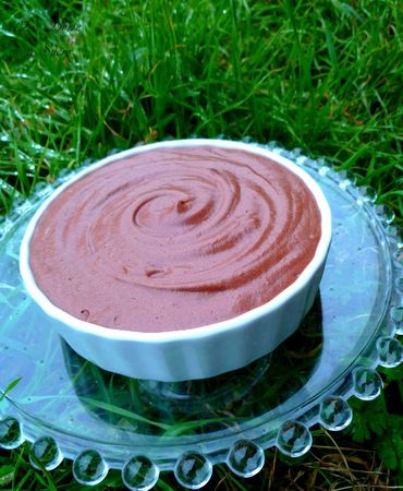 Mousse choco cacahuètes 2