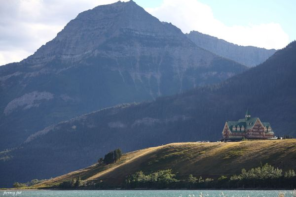 hotel Waterton Lakes