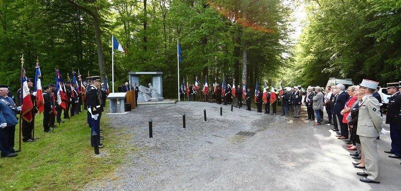 SOUVENIR DE MAI 40 2017 vue générale 2
