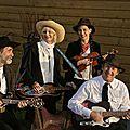 Rencontres folk et country traditionnelle - présentation