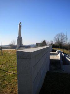 10 Le monument de la Libération rénové