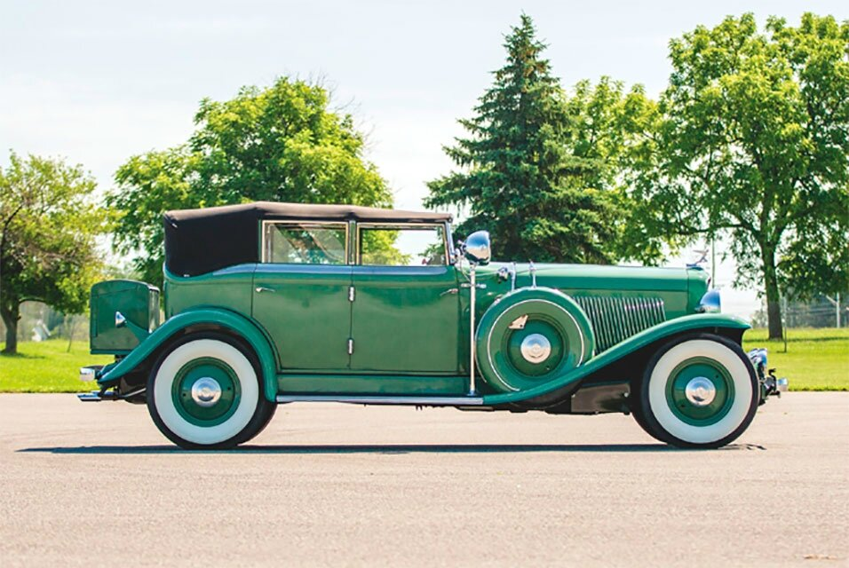Auctions America announces new highlights for its Auburn Fall Collector Car Weekend