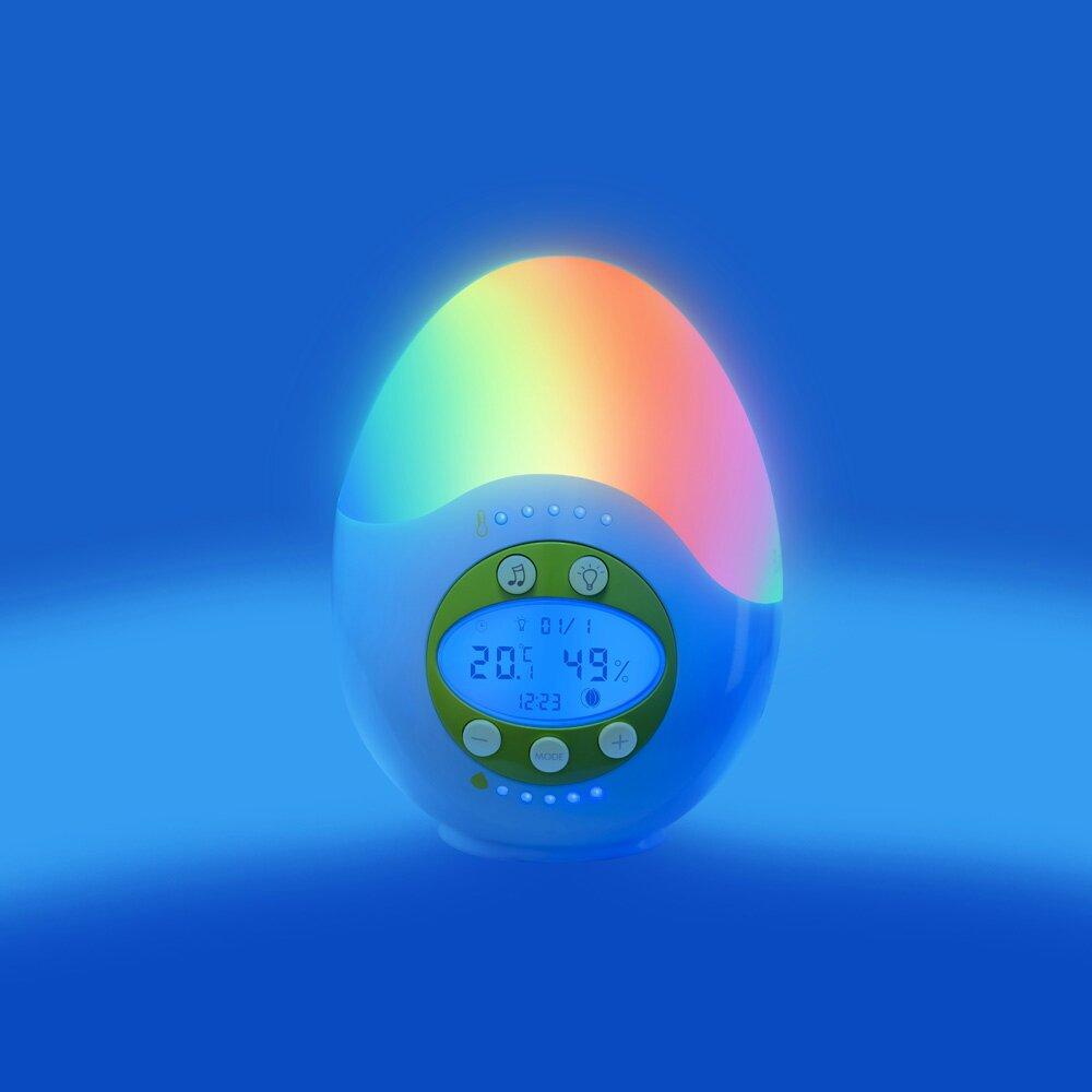 Minipouce teste la veilleuse lampe de poche hibou go for Hygrometrie chambre bebe