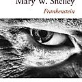 Frankeinstein, de mary w. shelley