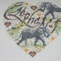 Coeur éléphant