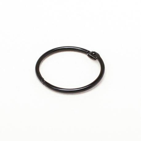 anneau-brisé-noir-38mm-lot-50
