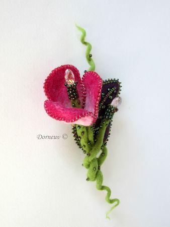 Fleur rose (5)