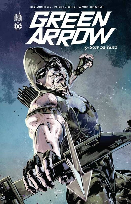 green arrow 05 soif de sang