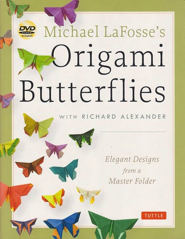 Origami Butterflies Cover
