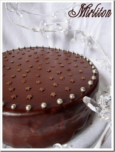 Recette de glacage pour gateau au chocolat facile