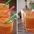 Gaspacho de melon au muscat