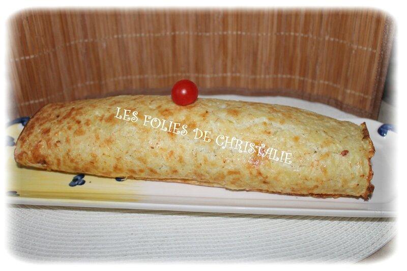 Roulé pommes de terre 8