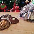 Cadeau homemade de feignasse : les mendiants chocolat
