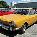 Fiat 850 sport coupe 1968-1971