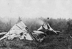 Ojibway_camp_1870
