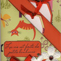 carte double pochettes