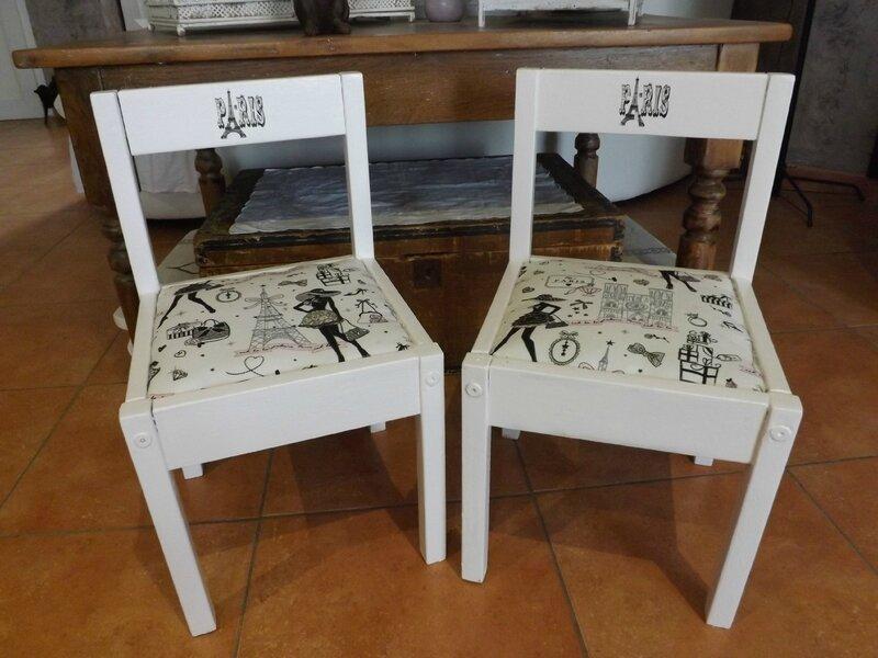 Petites chaises (8)