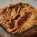 Poivronade aux noix sans gluten ni produits laitiers