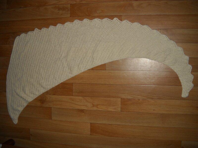Queue de dragon Crochet