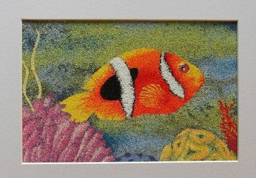 cadre poisson 4
