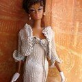 Sunday best Barbie silkstone 29 cm