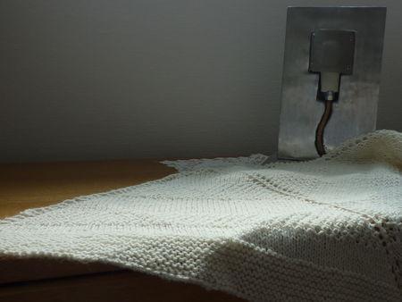 Textured mamie en alpaca monoprix