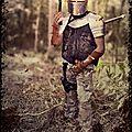 Dark knight, le tank