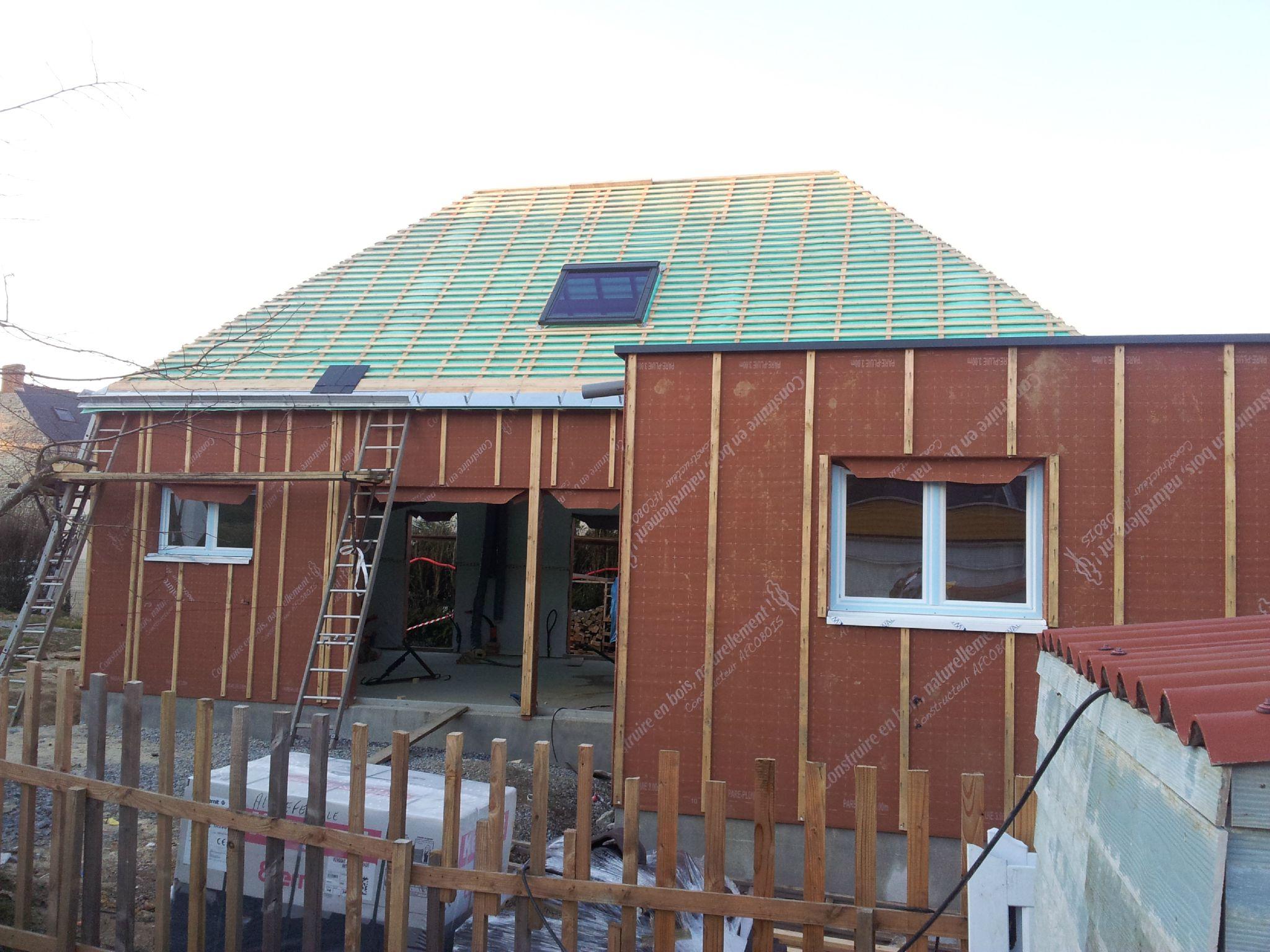 Pr paration de la toiture toiture terrasse for La toiture terrasse