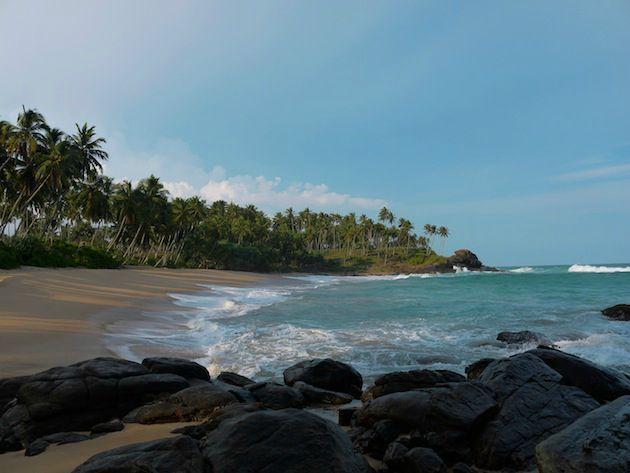 Sri Lanka 3 plage