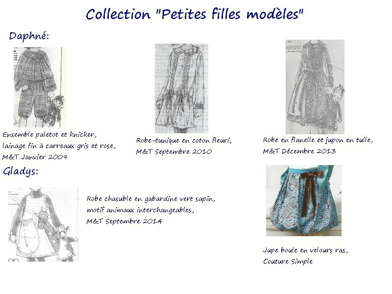 Collection filles 1