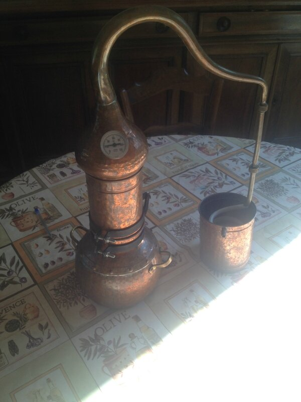 Alambic Distillation Amp Co Potions Et Chaudron