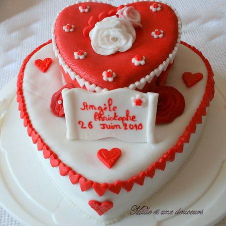 Mon premier gâteau de mariage ! - mille et une douceurs