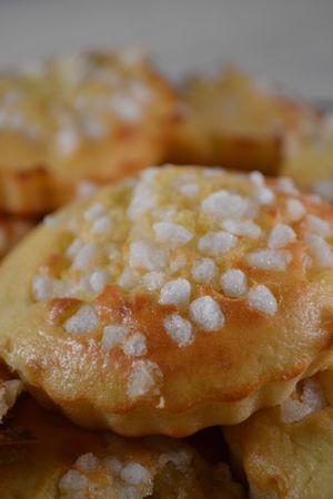 Mini moelleux au sucre perlé (4)