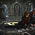 Clary and Jace City of Bones