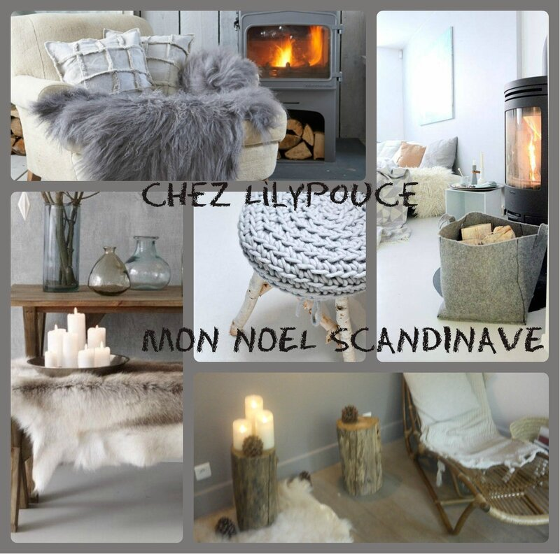 mon no l scandinave chez lilypouce. Black Bedroom Furniture Sets. Home Design Ideas